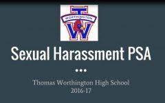 Sexual Harassment PSA