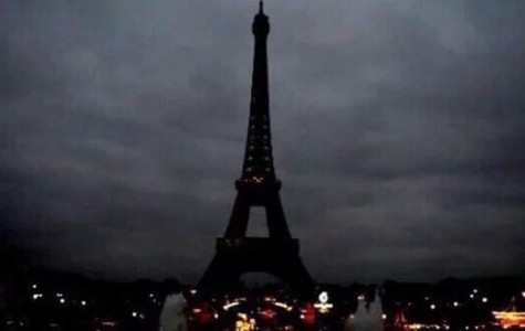 The City of Lights Goes Dark