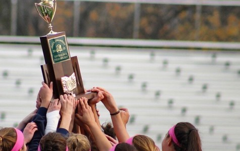 Field Hockey Clutches Fourth Title
