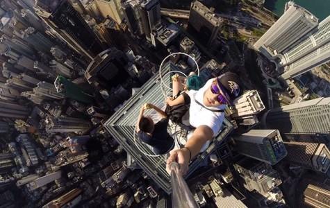 Death by Selfie Stick