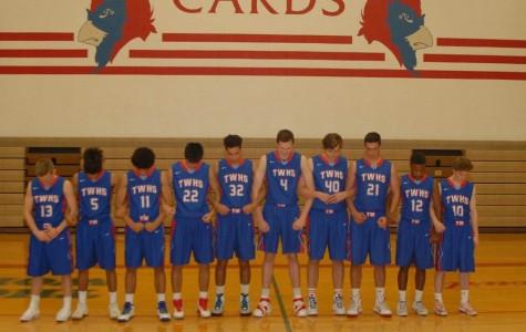 TWHS Basketball Team Starts Hot