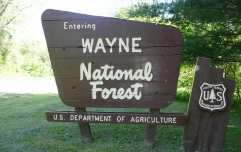 Fracking in Wayne National Forest