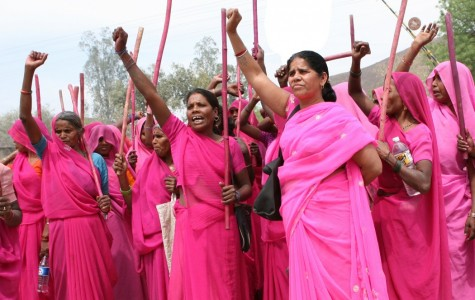 Pink is Power in India, too