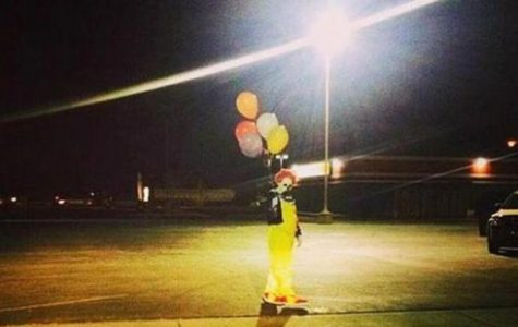 Scary Clown Targets High School Students