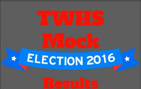 TWHS Mock Election Results