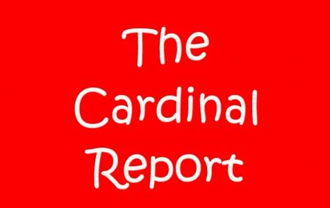 'The Cardinal Report' 2-3-17