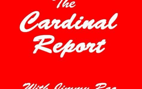 The Cardinal Report 3-17-17