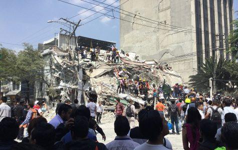 Mexico Earthquake Aftermath