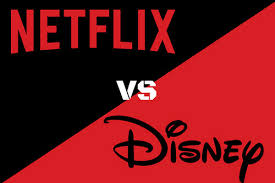 Netflix's lost its contract with Disney.
