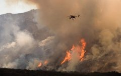 New Wildfires Burn in California