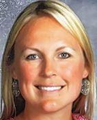 TWHS Athletic Director Jennifer Goebbel