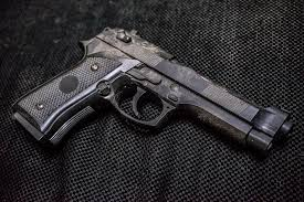 Type of gun teachers could use if armed.