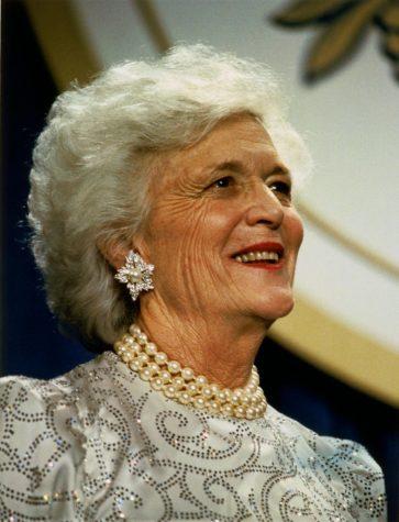 Death of Barbara Bush