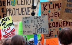 Columbus Students Demand Action on Climate Change