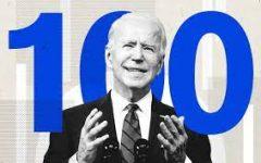 Joe Biden's progress